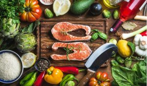 alimentos dieta antiinflamatoria