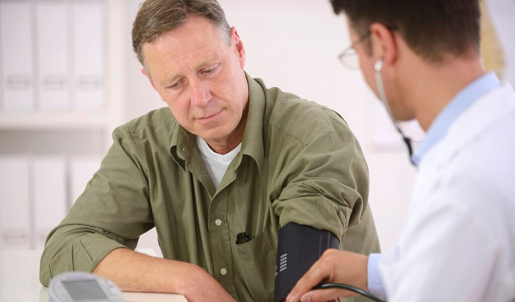 hipertension arterial que es causas sintomas